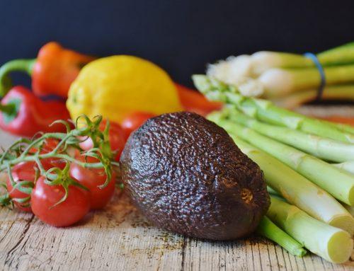 Comer bem para viver melhor!