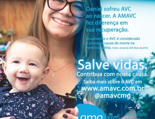 CONTRIBUA COM  A AMAVC   – A CASA DO AVC