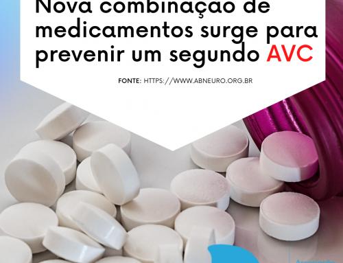 Medicamento diz prevenir um segundo AVC